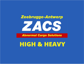 Zeebrugge A.C.S. Abnormal Cargo Solutions